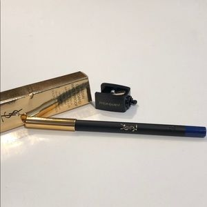 YVES SAINT LAURENT EYELINER BLUE